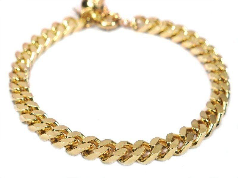 Gold chain for dog bling