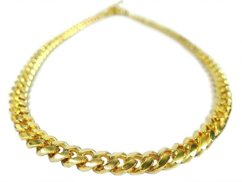 Gold Dog Chain-bartolomeo 3