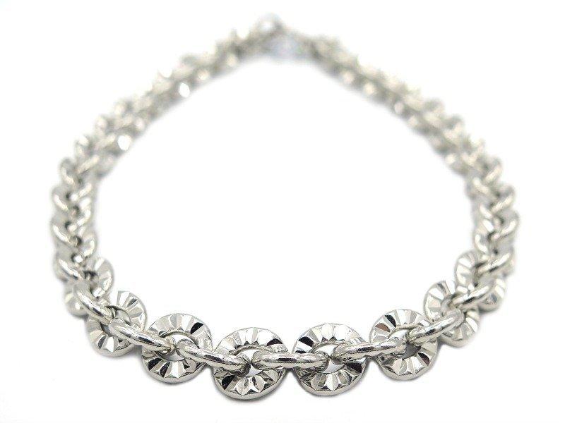 Capone Silver Chain