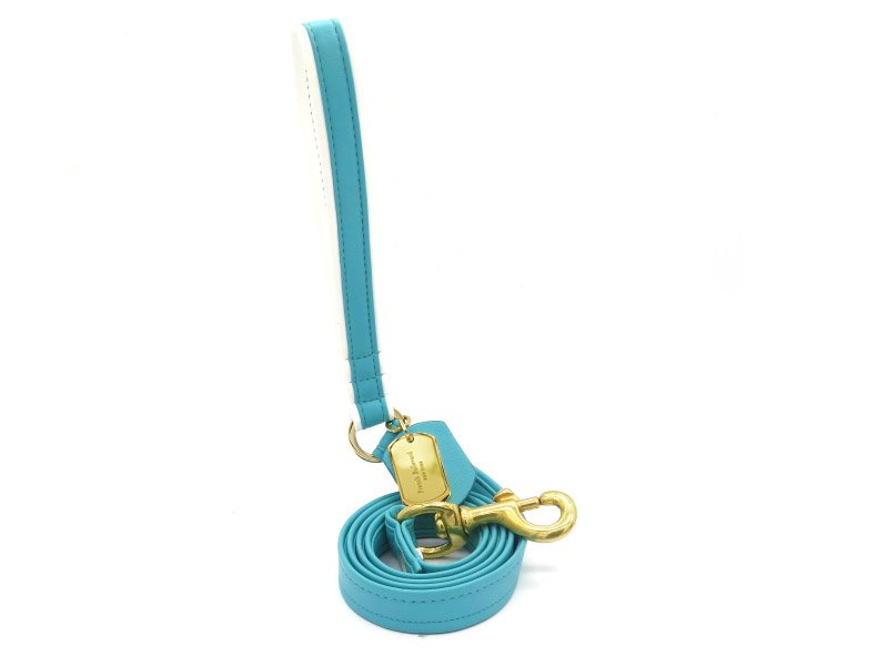 luxury dog leash vegan