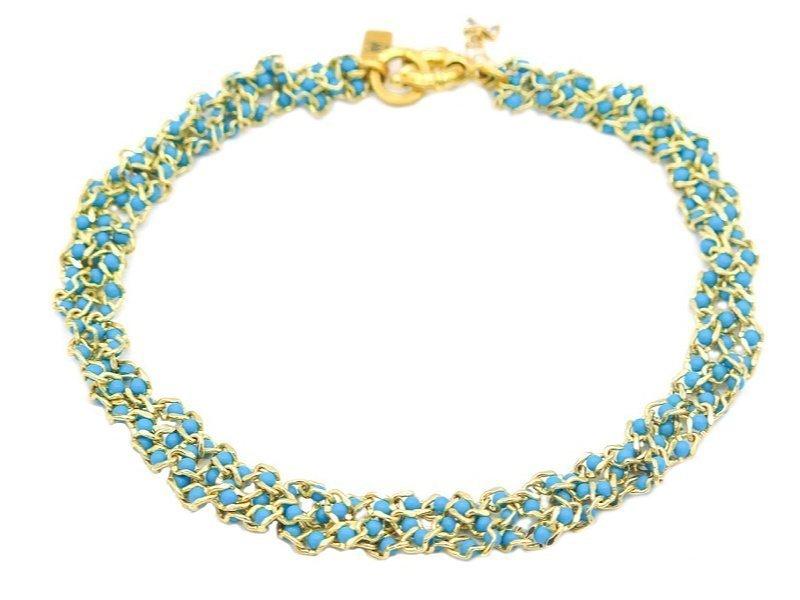 duchesse turquoise 800